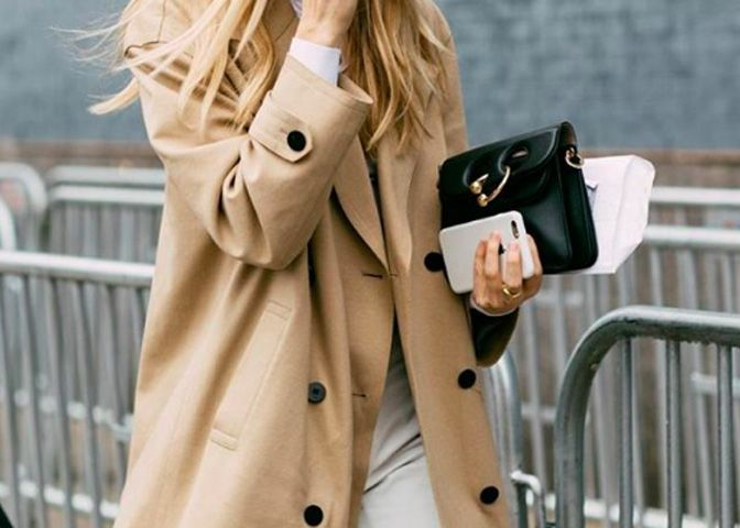 Street style stars can't get enough of mini bags
