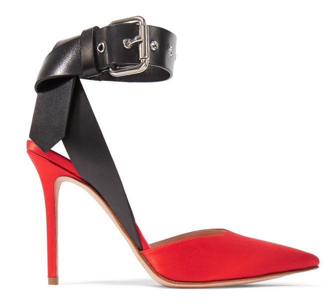 monse-belt-like-leather-ankle-straps-red-black-pumps