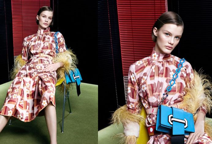 The Prada bag fashion girls (and boys…) are loving this Spring