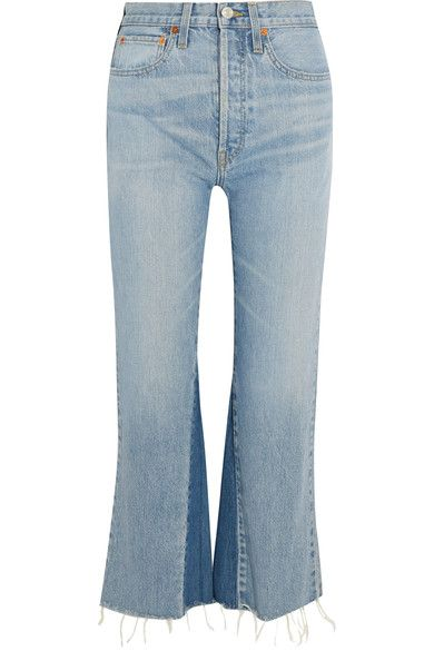 shop-redone-originals-leandra-cropped-high-rise-flared-jeans