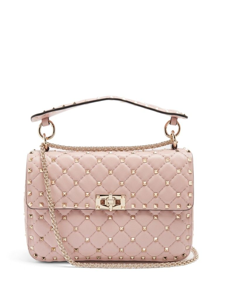 shop-valentino-rockstud-spike-light-pink-quilted-leather-bag