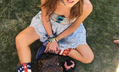 chiara-ferragni-coachella-2016-outfit-self-portrait-dress-cowboy-boots-louis-vuitton-mini-backpack
