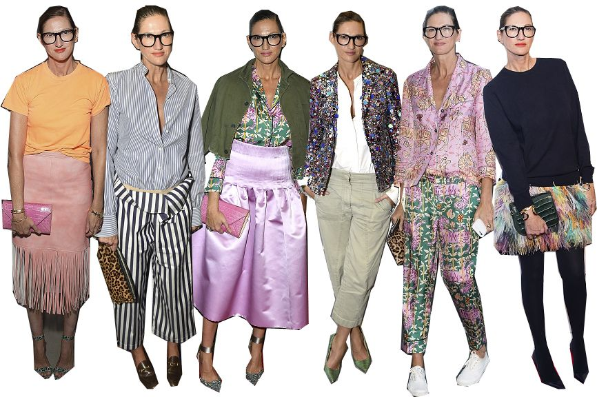 Here's why we'll always wear J.Crew as if it was styled by Jenna Lyons