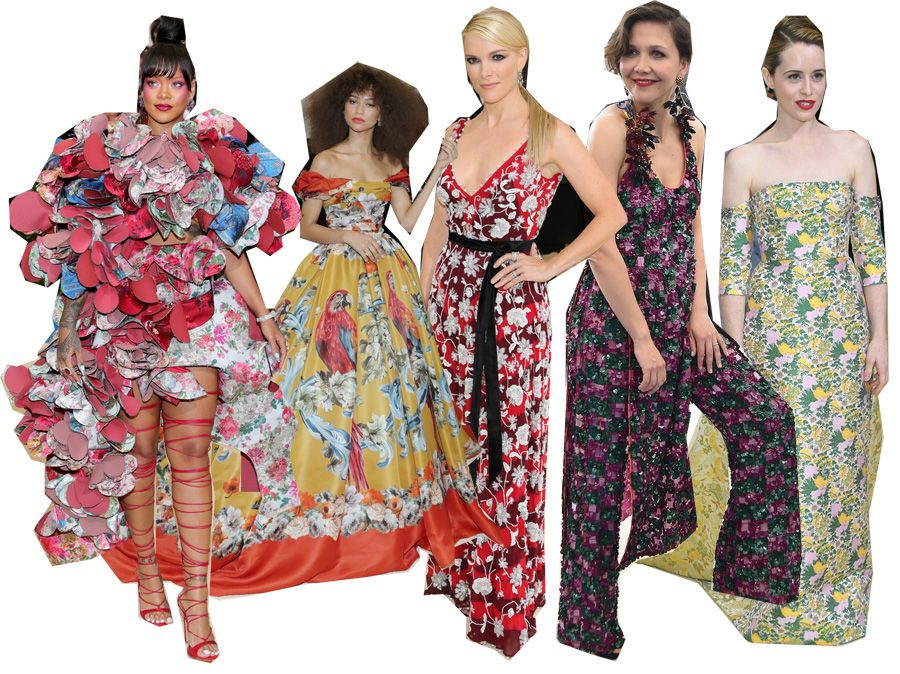 2017 MET Gala biggest trends on the red carpet