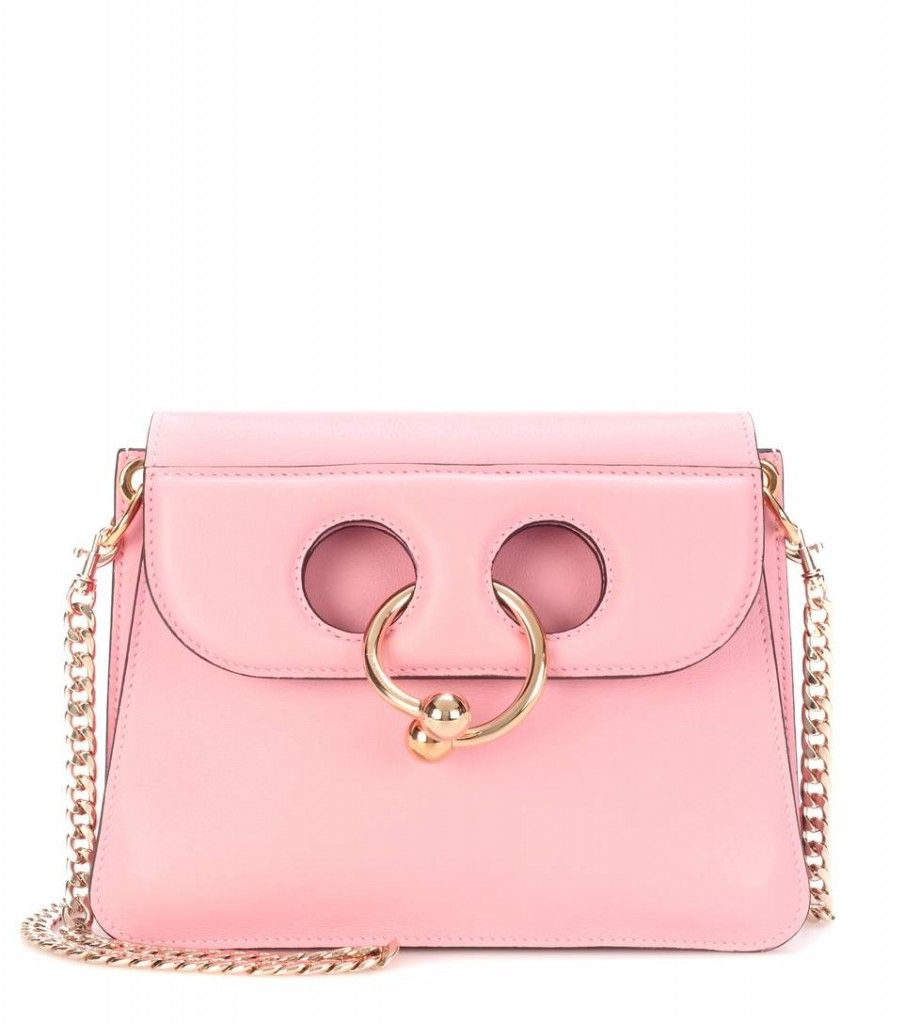 j-w-anderson-pink-leather-mini-pierce-bag-worn-by-selena-gomez
