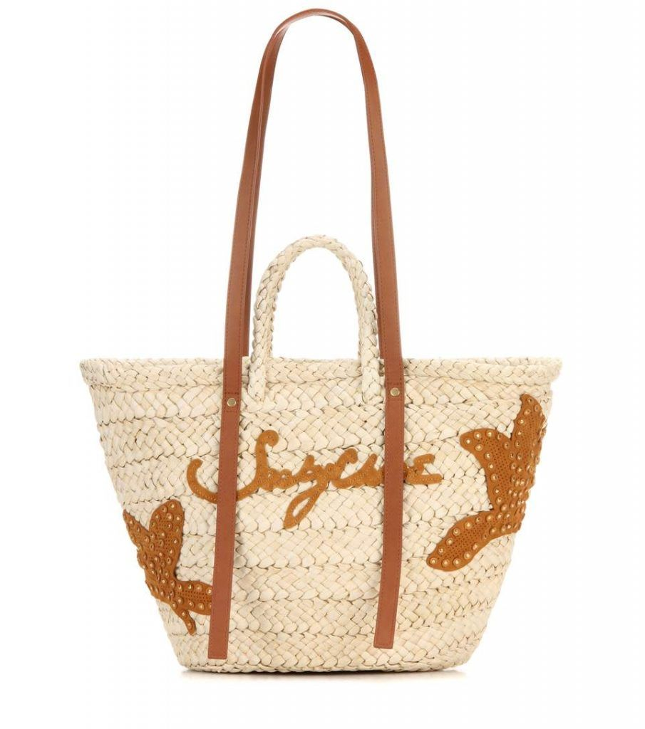 ee-by-chloe-raffia-leather-tote-bag-with-suede-appliqued-logo