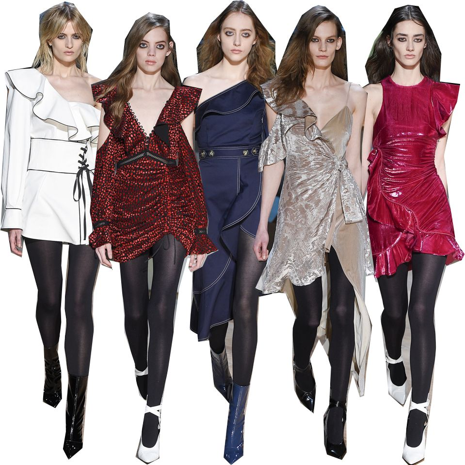 self-portrait-fall-winter-2017-runway-show-collection-dresses