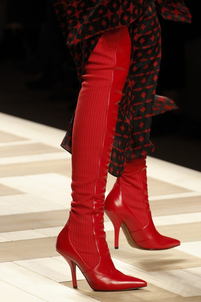 shop-fendi-red-ribbed-knit-leather-over-the-knee-boots-fall-winter-2017-collection