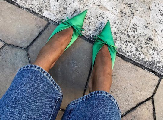 These it-girl approved mules will bring back to life just any look