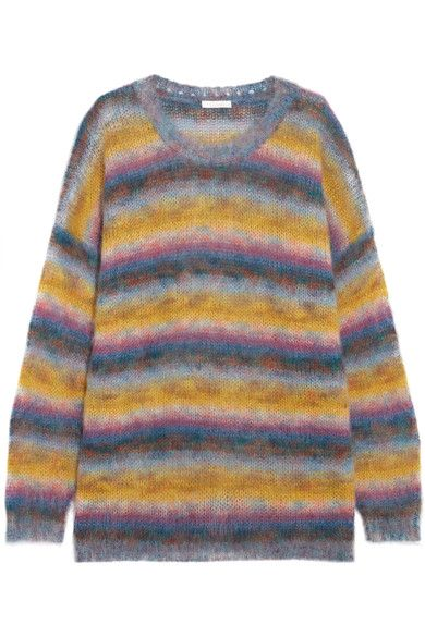 chloe-striped-mohair-blend-oversized-sweater-fall-2017