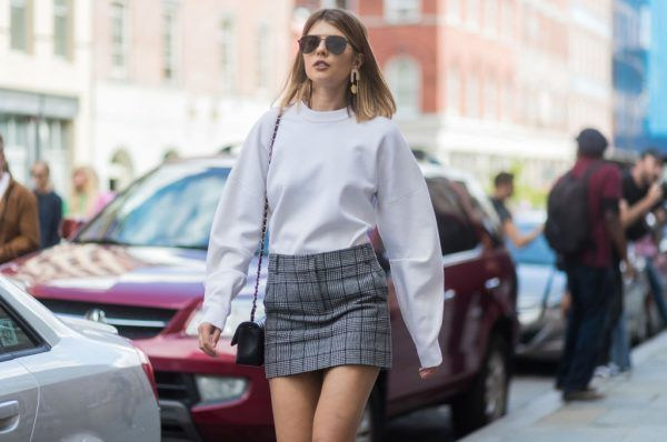 So, apparently the fashion crowd is obsessed with Tibi's shoes (NYFW SS18 street style edition)