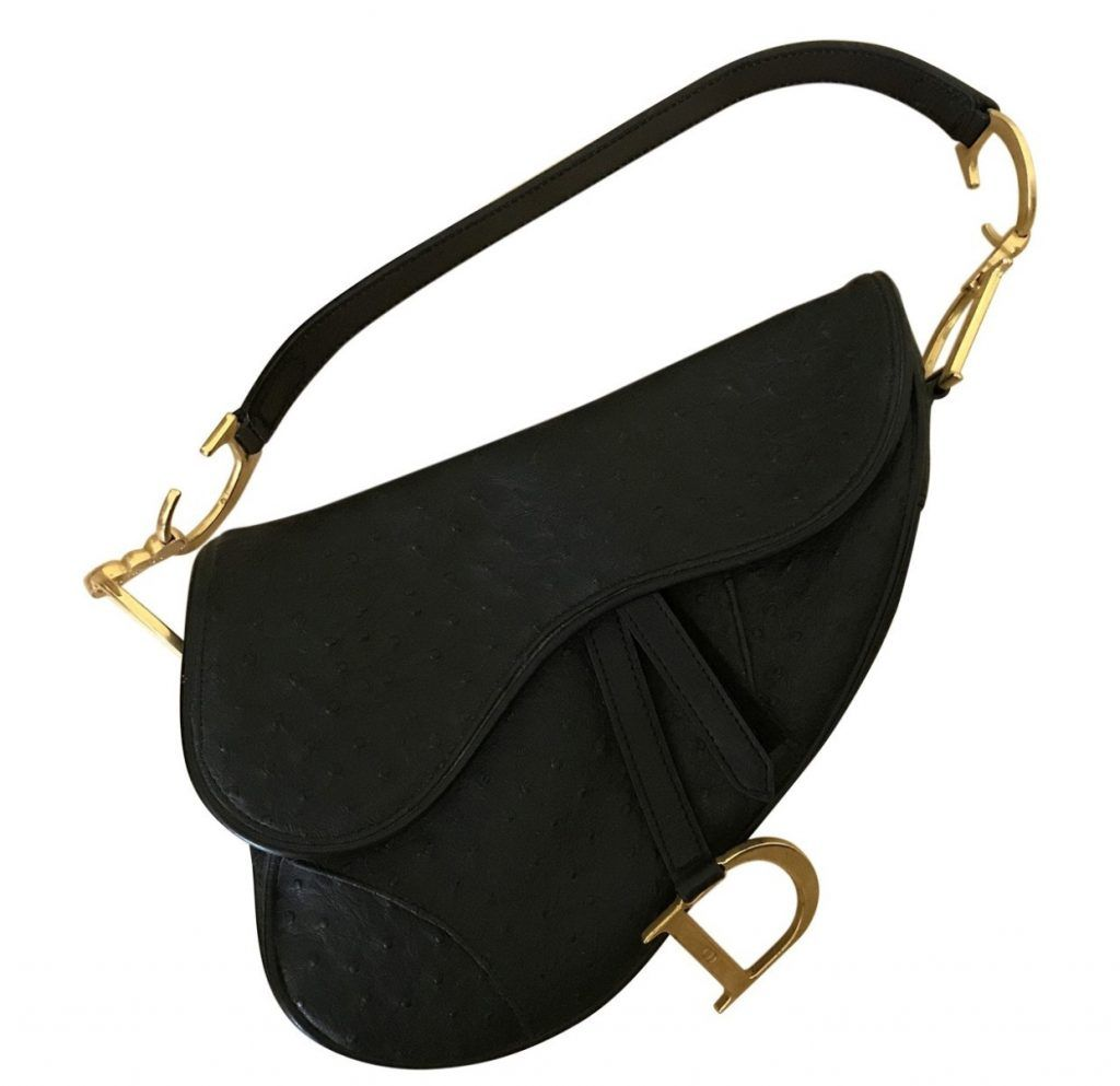 shop-dior-saddle-bag-black-ostric
