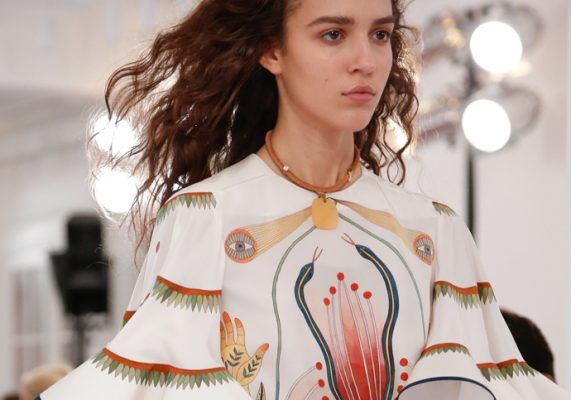 Chloé Spring 2018: welcome Natacha!