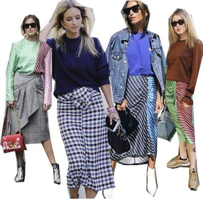 Insta-girls swear by this brand's midi skirts