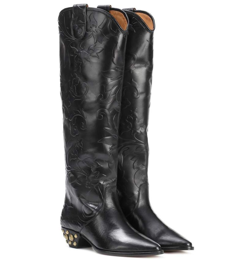 isabel-marant-dinzy-western-inspired-knee-boots