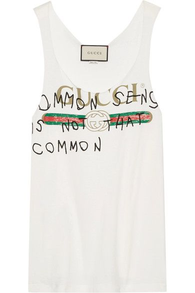 shop-gucci-coco-capitan-tank-top-t-shirt-common-sense-is-not-that-common