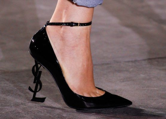 Anthony Vaccarello revamps the Opyum pumps