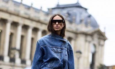 shop-balenciaga-asymmetrically-cut-denim-jacket