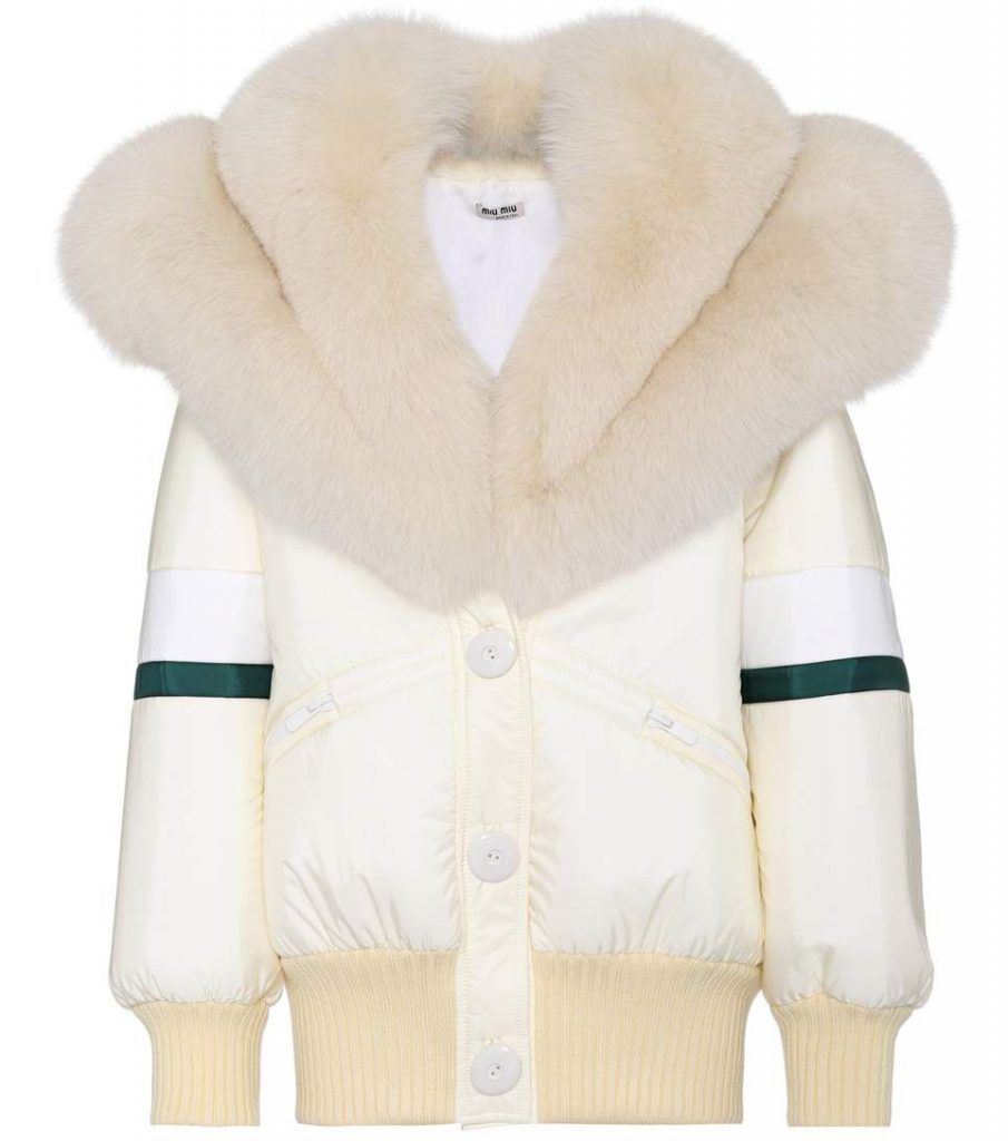 miu-miu-fur-trimmed-retro-ski-inspired-jacket-chiara-ferragni-paris-fashion-week
