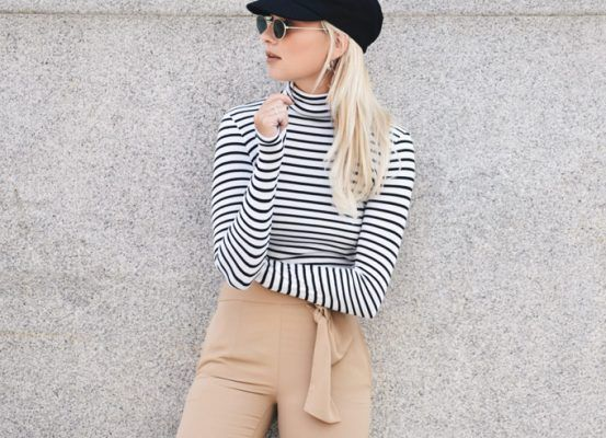 This exclusive fashion blogger collaboration we're obsessed with right now