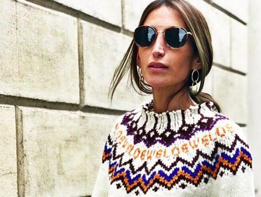 Sweater weather is here and this winter retreat-approved one is instagirls favourite so far