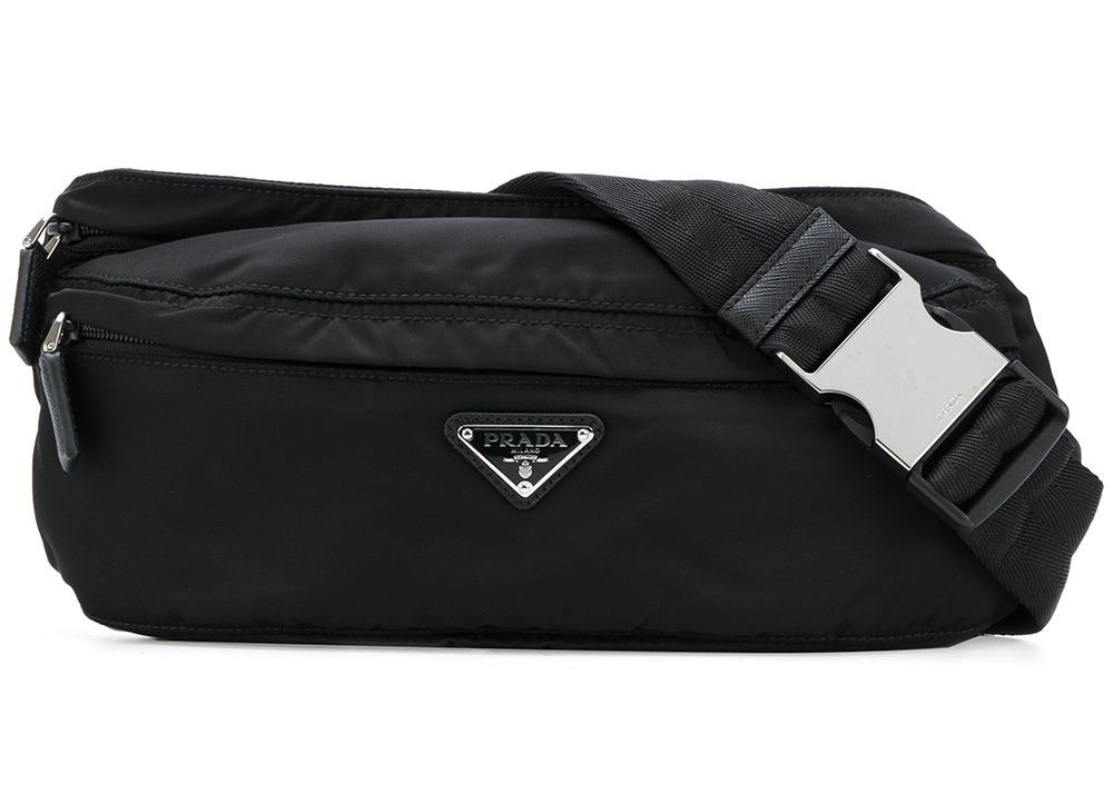 shop-prada-black-nylon-fanny-pack-style-bag