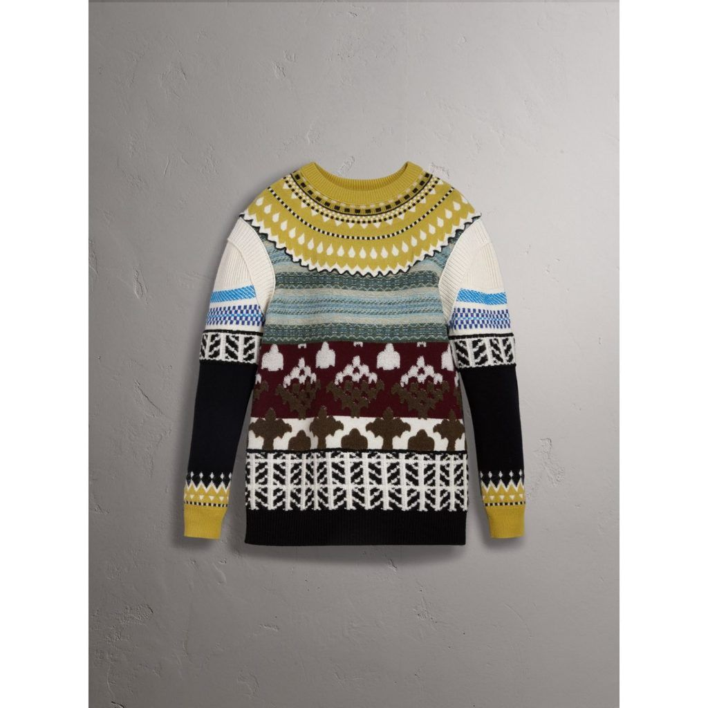 burberry-fair-isle-cashmere-wool-sweater