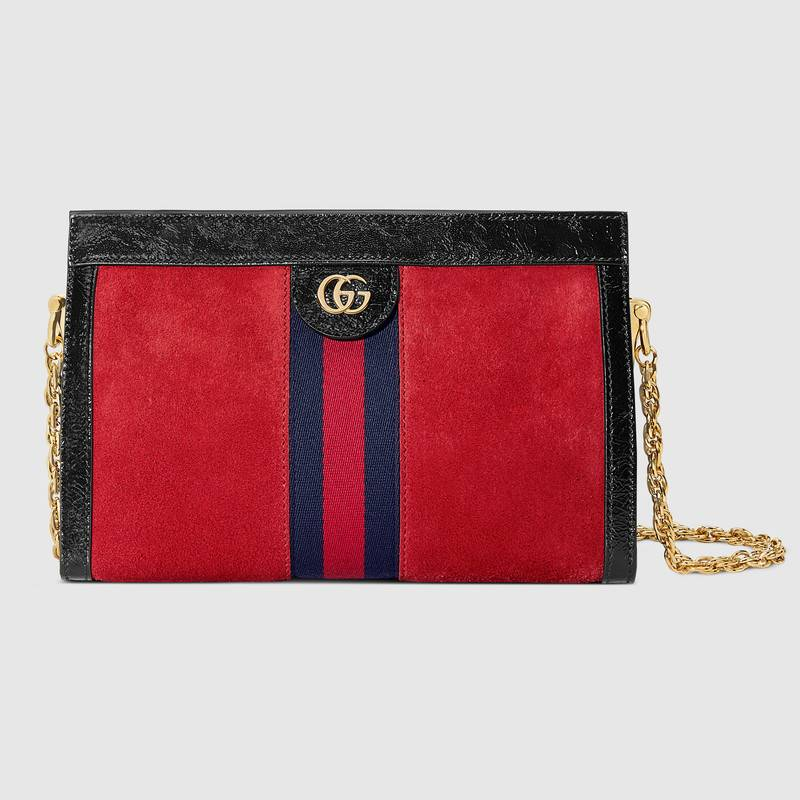 shop-gucci-ophidia-red-suede-web-stripe-shoulder-bag