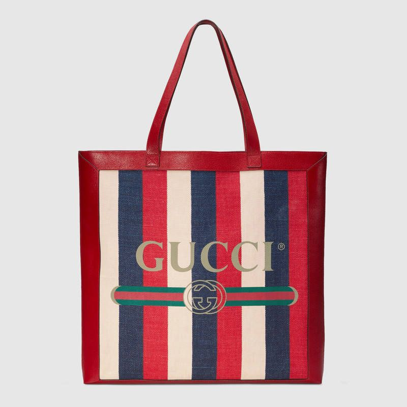 shop-gucci-baiadera-sylvie-stripe-linen-canvas-print-large-tote