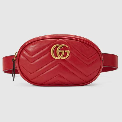 shop-gucci-gg-marmont-red-matelasse-leather-belt-bag