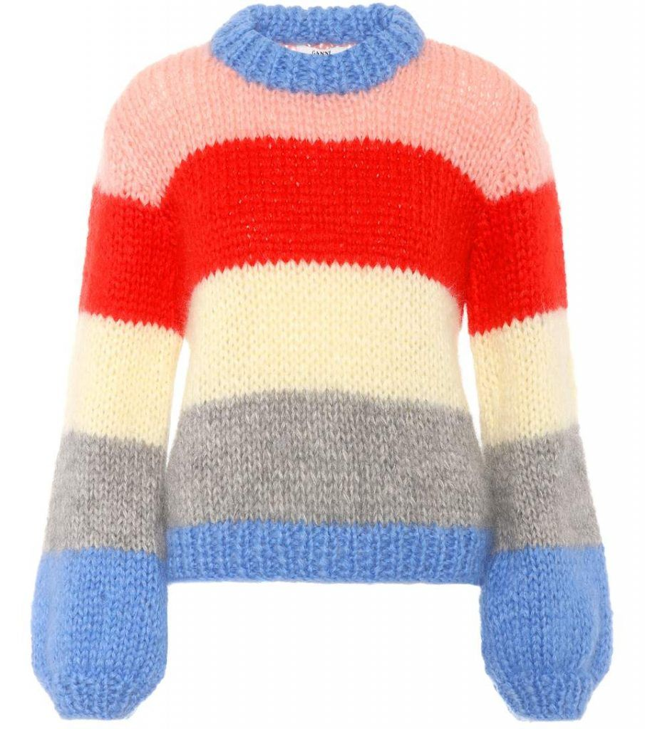 ganni-striped-mohair-wool-sweater