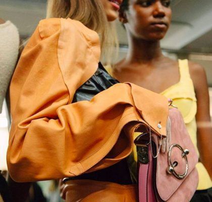 Let's talk about JW Anderson new it-bags (and his latest collection)