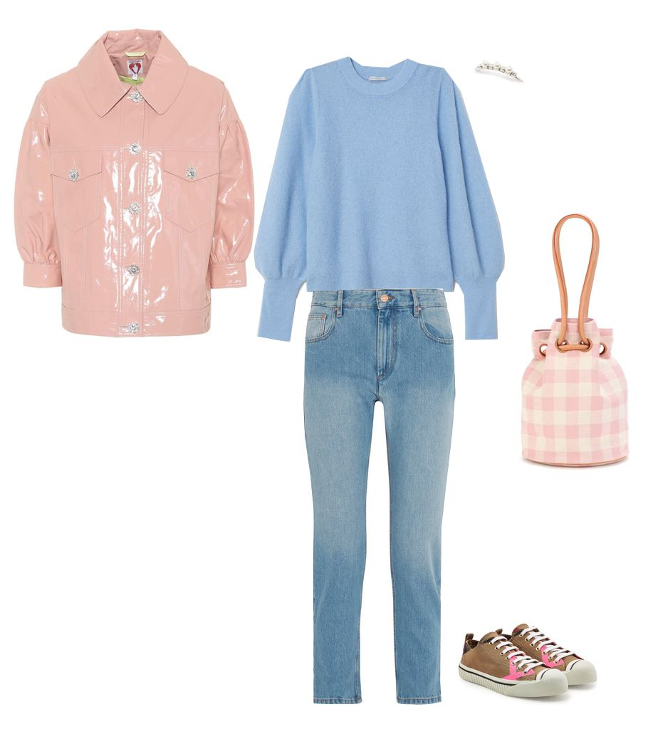 pastel-pink-blue-outfit-for-spring