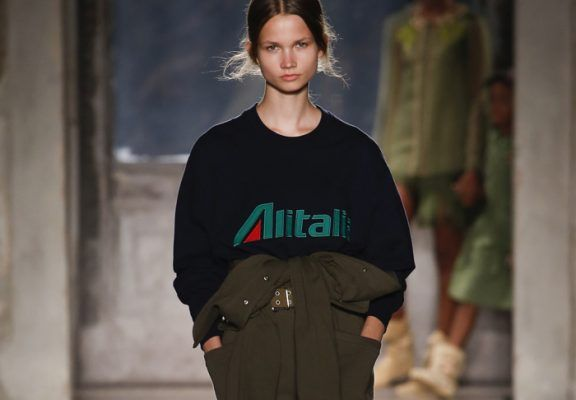 The ultimate fashion collaboration: Alberta Ferretti x Alitalia