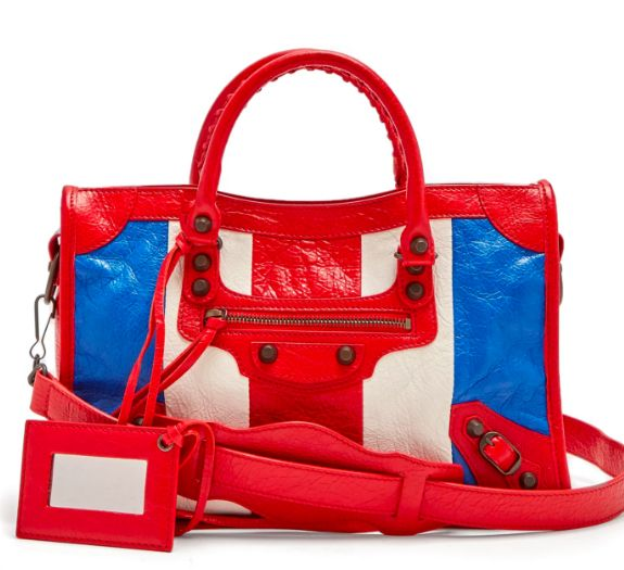 balenciaga-classic-city-s-red-blue-white-stripes-bag-sale