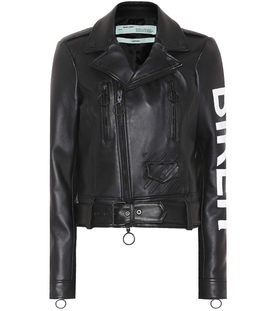 off-white-printed-biker-leather-jacket-sale