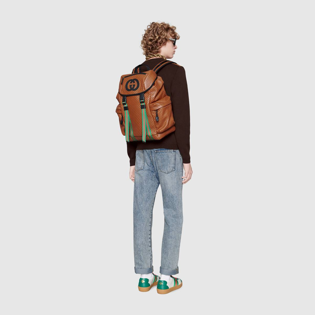 shop-gucci-dapper-dan-backpack-light-brown-leather-ebony-gg-pattern