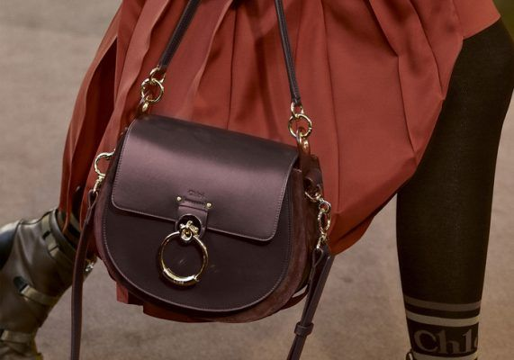 Chloé Tess: the bag cool girls will carry this fall