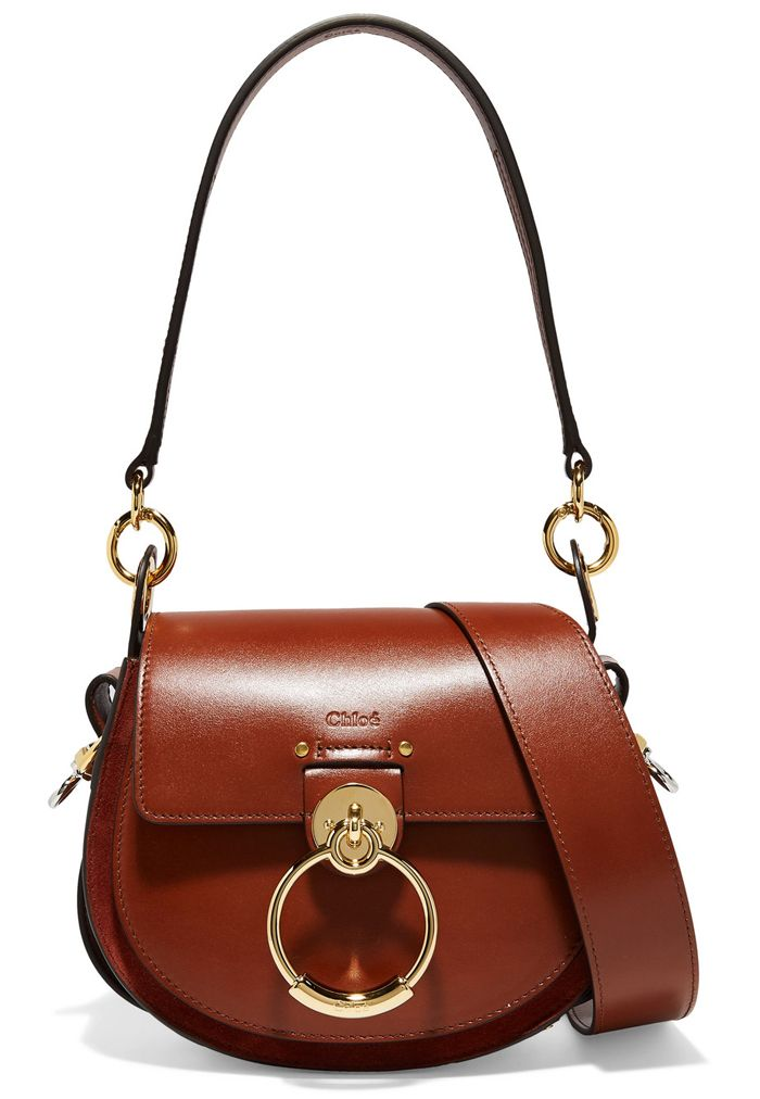 chloe-tess-brown-leather-suede-bag-net-a-porter