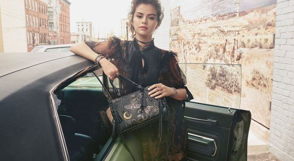 Coach's fall star bag (+ all the brand's collaborations for the new season)