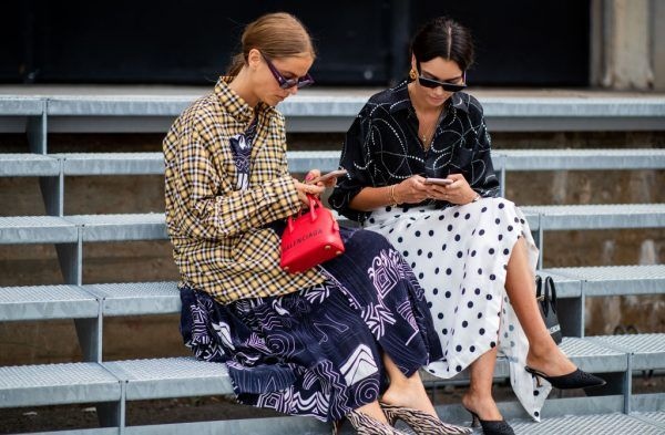 Here's how scandi girls are taking over fall trends in sweaty summer