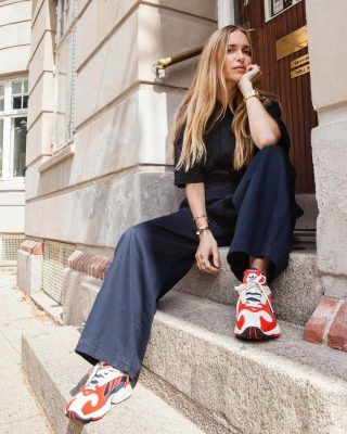 Stop everything: these are the affordable sneakers cool girls are really wearing right now