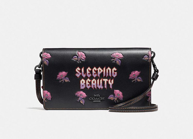 shop-disney-x-coach-sleeping-beauty-foldover-crossbody-clutch-bag