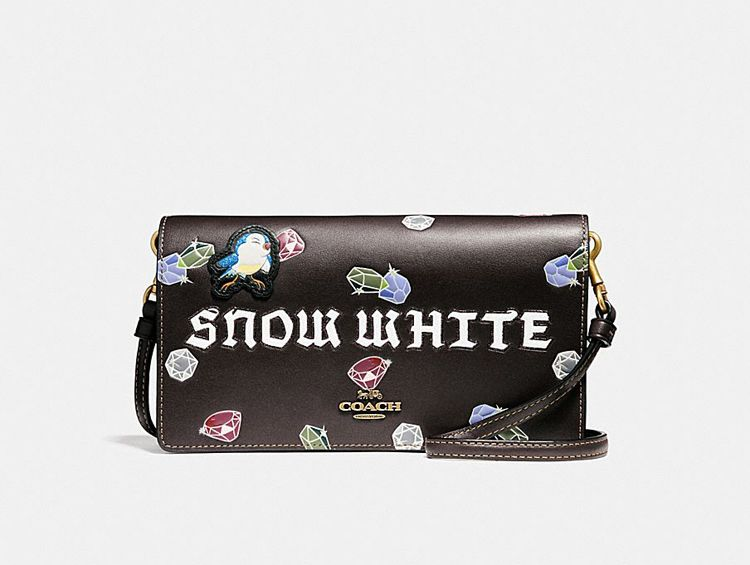 shop-disney-x-coach-snow-white-foldover-crossbody-clutch-bag