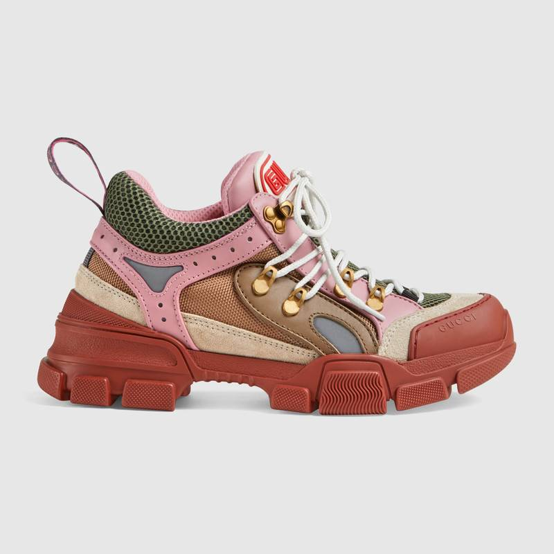 shop-gucci-flashtreck-brown-pink-sneaker