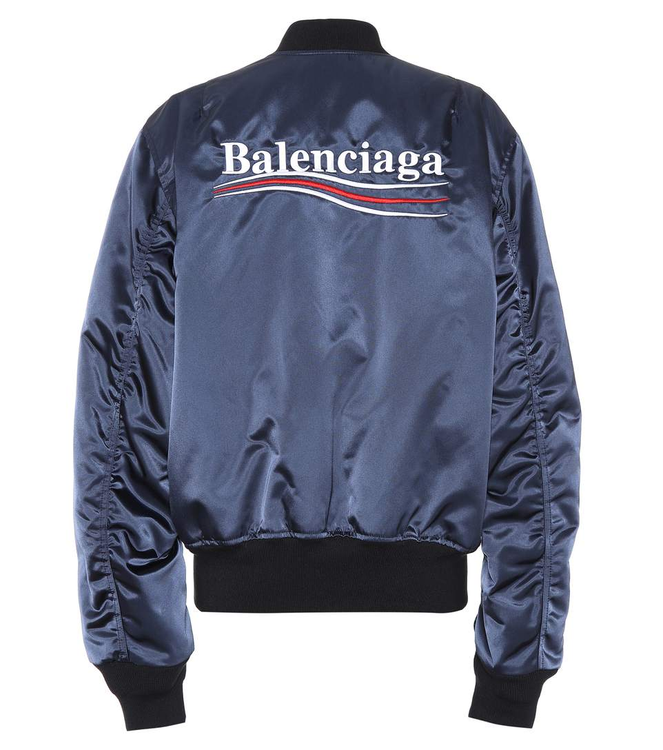 shop-balenciaga-logo-embroidered-satin-bomber-jacket