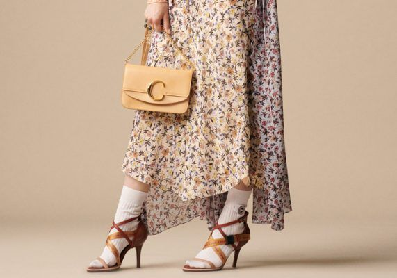 The Chloé C is the only bag everyone will want next season