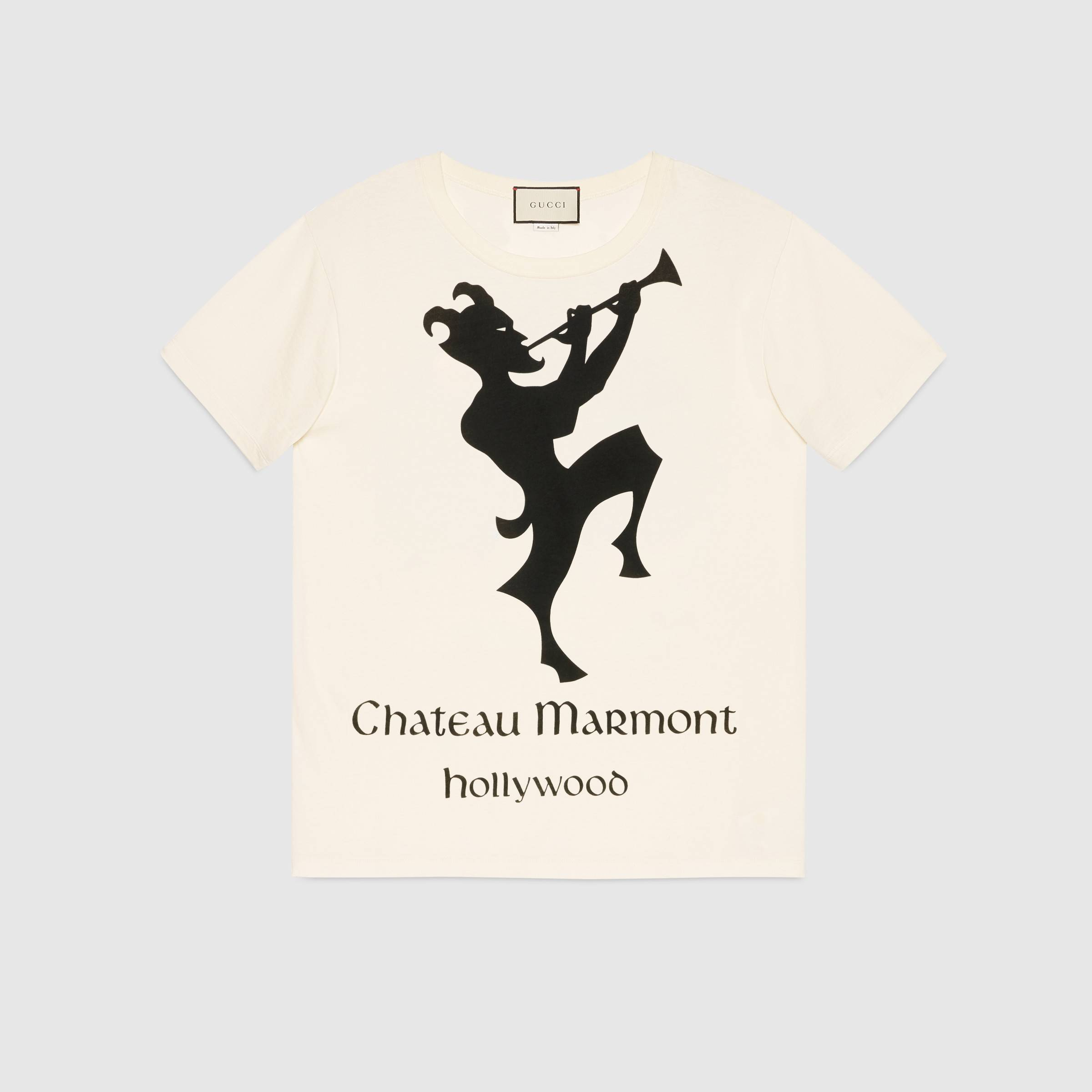 shop-gucci-oversize-t-shirt-with-chateau-marmont-print-cruise-2019