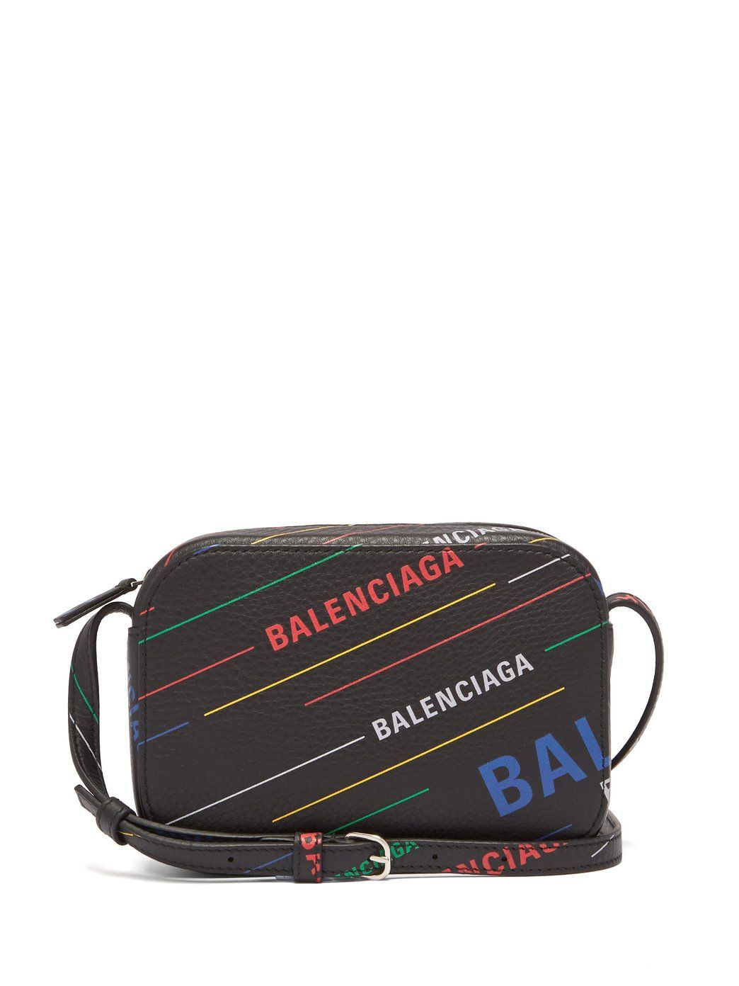 balenciaga-everyday-xs-multicolor-logo-printed-leather-cross-body-bag