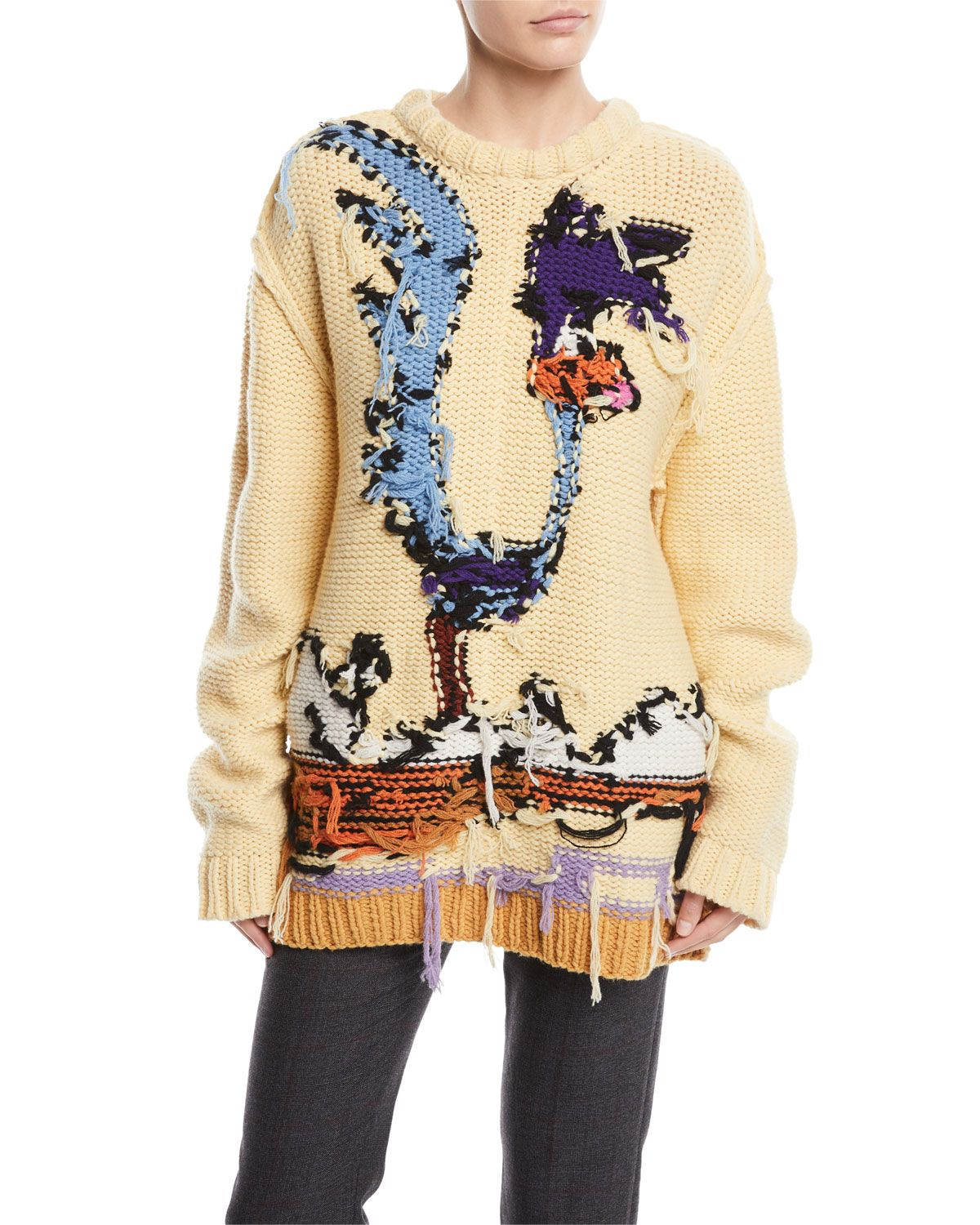 shop-CALVIN-KLEIN-205W39NYC-Looney-Tunes-Road-Runner-Crewneck-Inverted-Stitch-Wool-Sweater